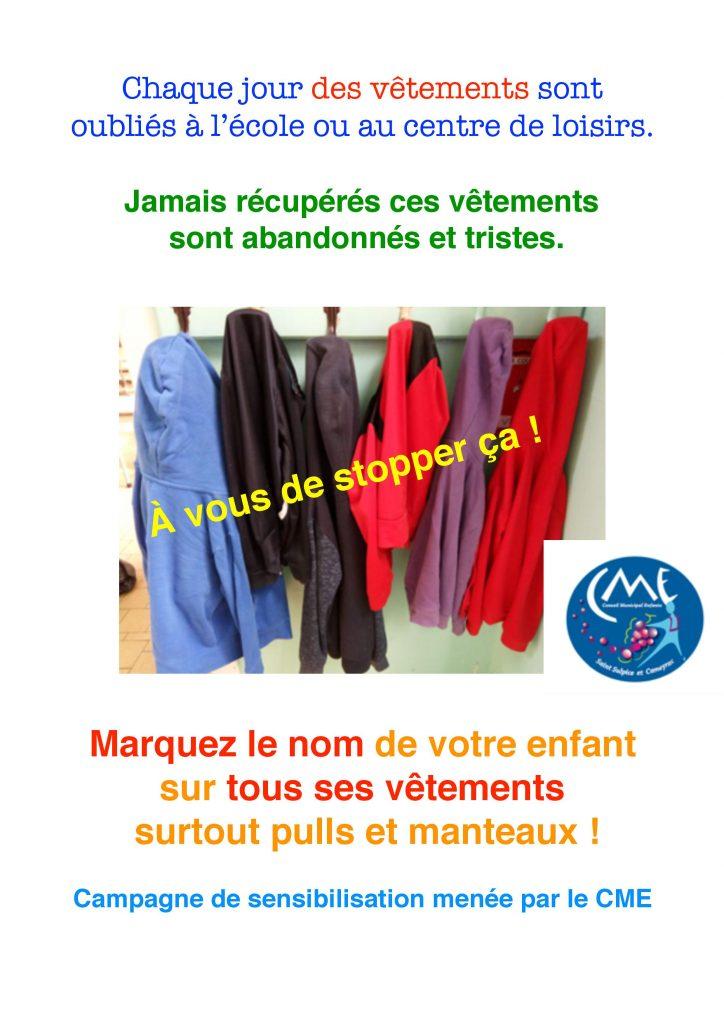campagne vêtement